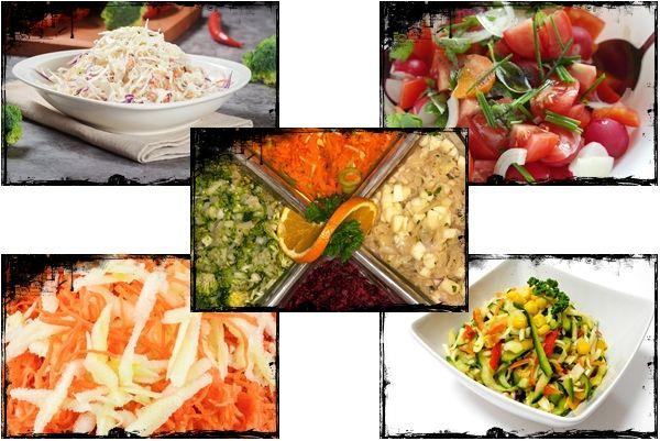 5 najlepszych surówek do obiadu