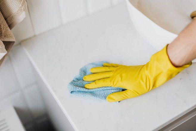 ocet do sprzątania
