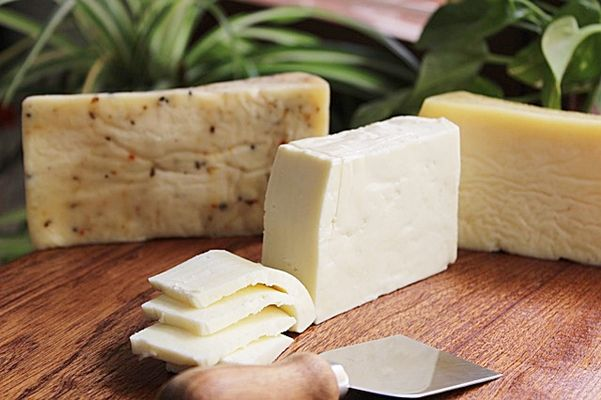 domowy i pyszny ser
