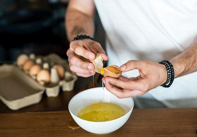 Jak oddzielić żółtka od białek