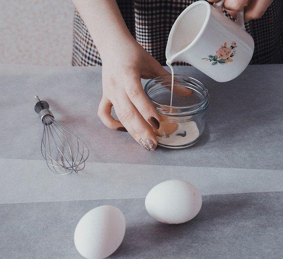 trik na puszystą jajecznicę