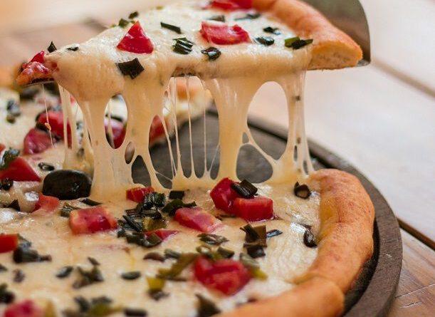 Pizza twarogowa