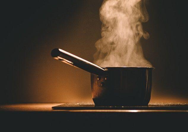 zapachy po gotowaniu