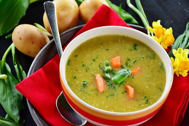 zupa ziemniaki