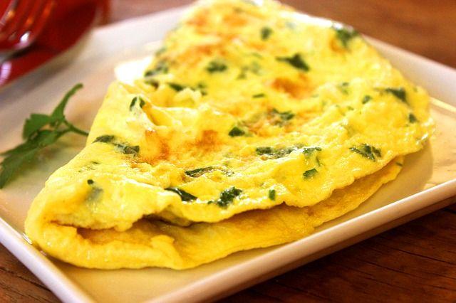 Jak usmażyć omlet