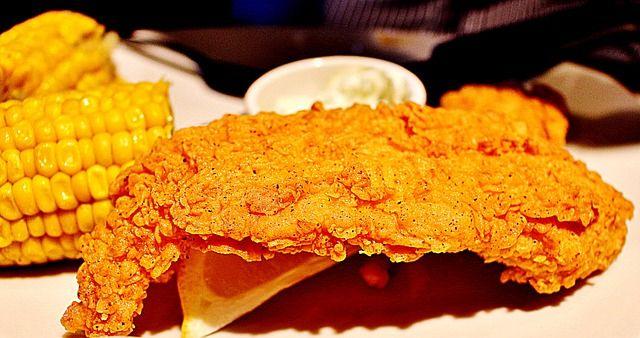 Kurczak w chrupiącej panierce