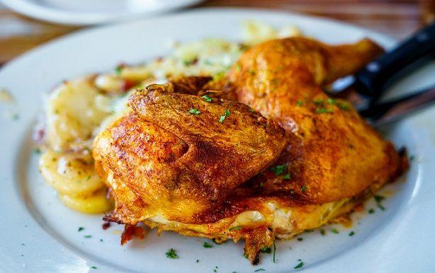 Upiecz udka z kurczaka