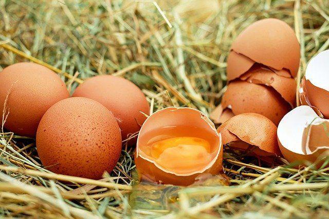 Niezwykłe zastosowanie skorupek od jajek