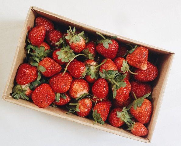 Co zrobić żeby truskawki były dłużej świeże