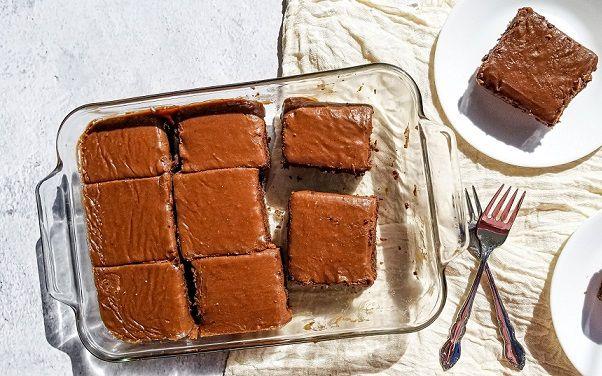 Ciasto z trzech składników w 10 minut