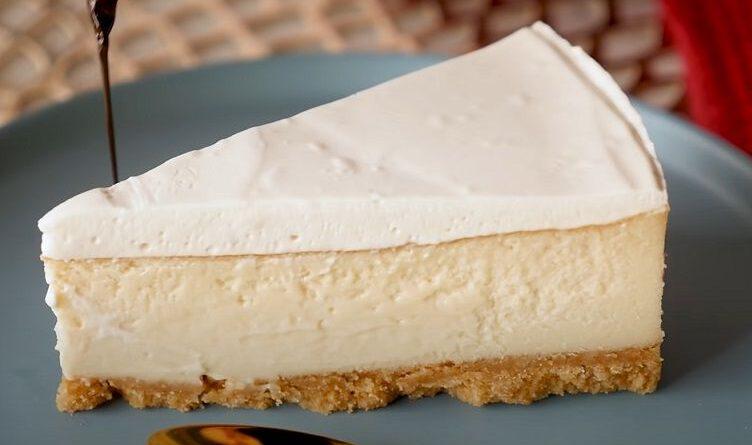 sernik z białą czekoladą bez pieczenia przepis