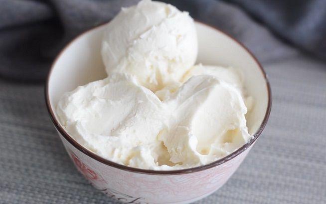 domowe lody bez jajek