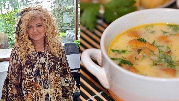 Zupa kurkowa od Magdy Gessler