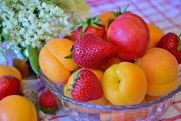 muszki owoce