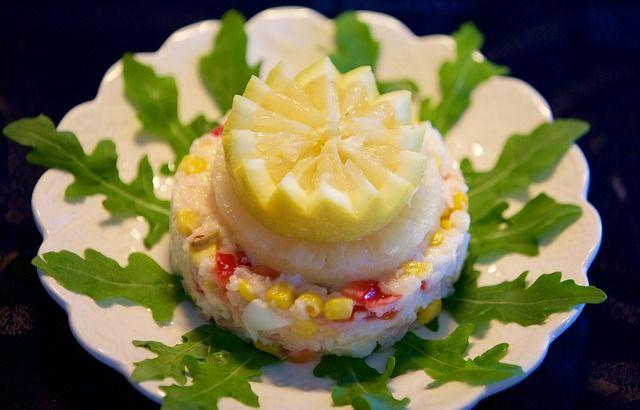 sałatka ananasowa