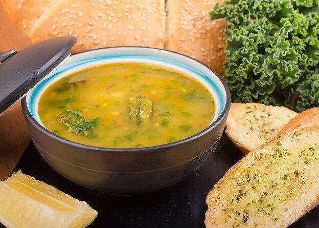 zupa z cukini