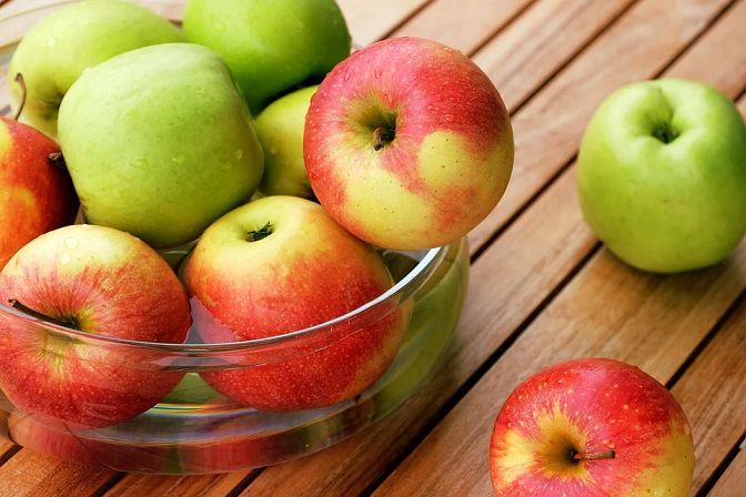 surówka z jabłek