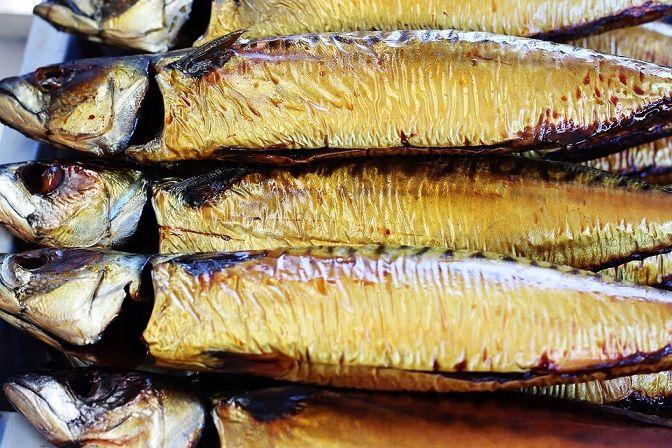 wędzone ryby