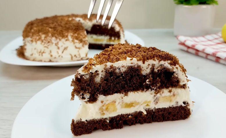 Pyszne ciasto z mikrofalówki w 5 minut