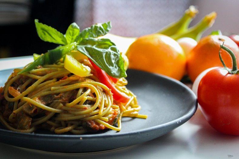 spaghetti Roberta Makłowicza